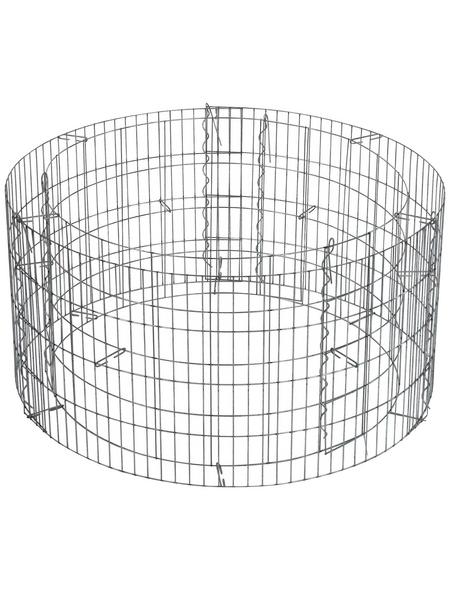 BELLISSA Hochbeet »Basic«, Ø 81 x 40, Stahl