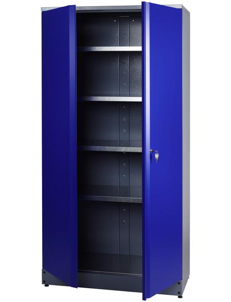 KÜPPER Hochschrank, Breite: 91 cm, mit 2 Türen