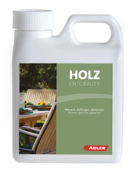 ADLER Holzentgrauer, für außen, 2,5 l, farblos