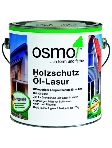 OSMO Holzschutzmittel, teak, lasierend, 2.5l