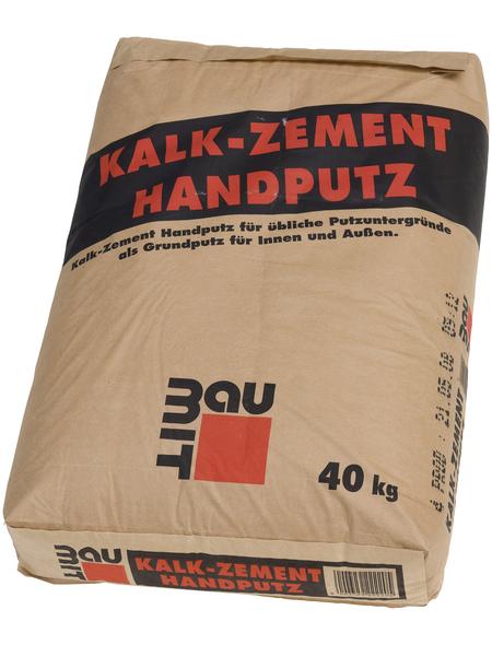 BAUMIT Kalk-/Zement-Trockenfertigmörtel, Weiß, 40 kg