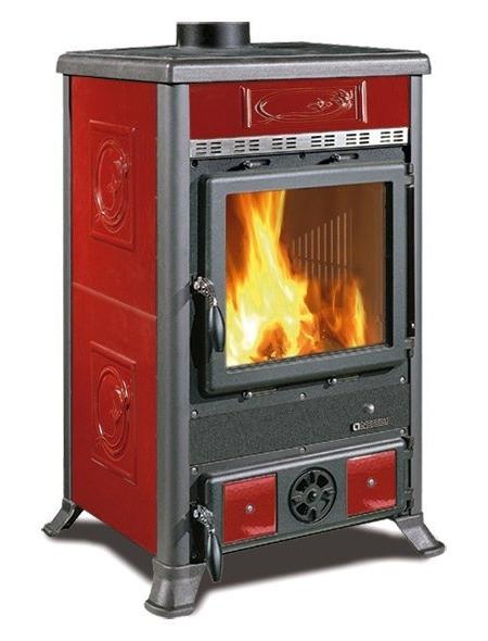 La Nordica-Extraflame® Kaminofen »Rosella R1«, Keramik, 8,8 kW