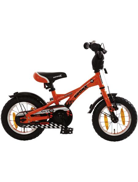 BACHTENKIRCH Kinderfahrrad »Bronx«, 1 Gang, Bronx-Type Rahmen, Orange
