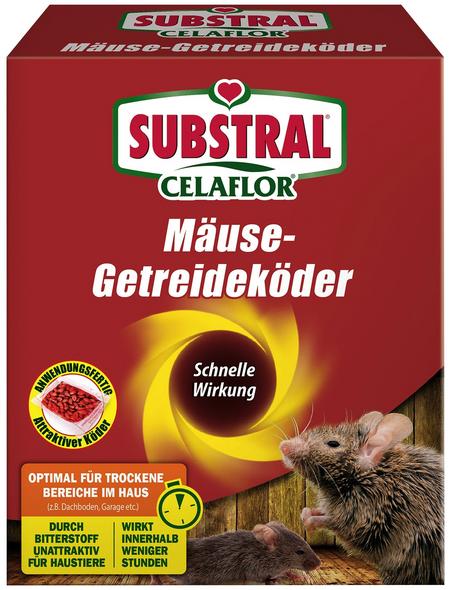 Köder, CF Mäuse-Getreideköder Alpha C, 100 g Verpackung, Mäusen