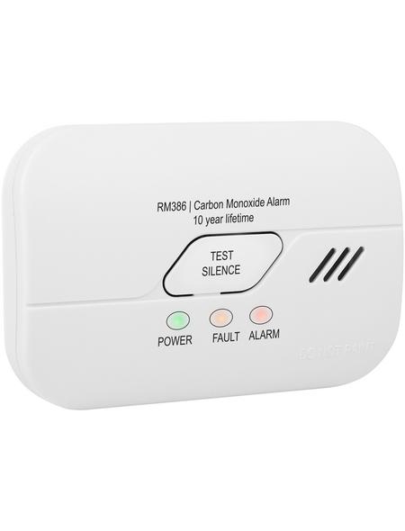 SMARTWARES Kohlenmonoxidmelder, Weiß, FGA-13010