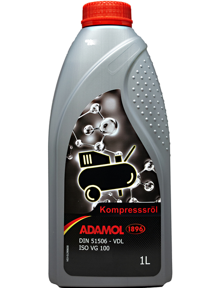 ADAMOL 1896 Kompressoröl, 1 l