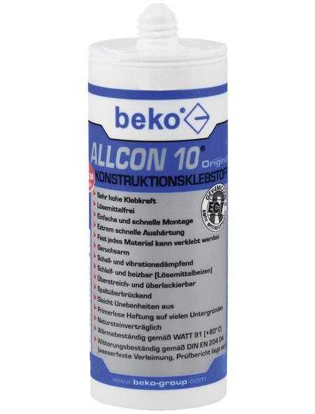 BEKO Konstruktionsklebstoff, ca. 1,4 g/cm³, 0,15 l