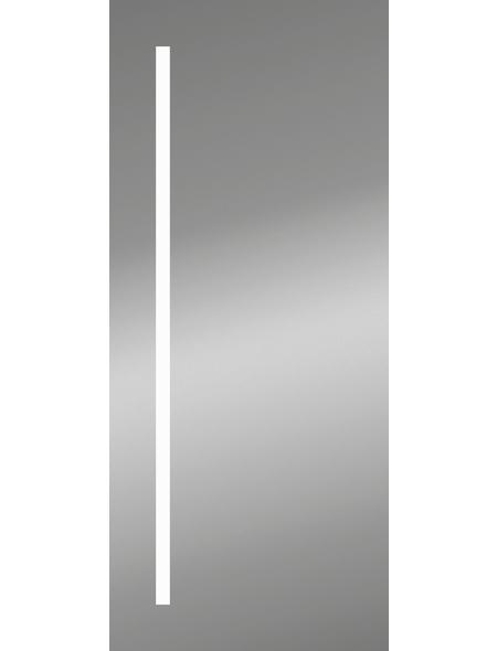 KRISTALLFORM Kosmetikspiegel, beleuchtet, BxH: 30 x 70 cm
