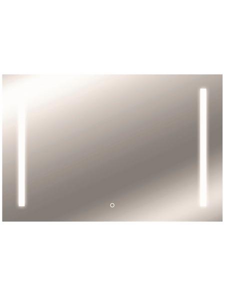 KRISTALLFORM Kosmetikspiegel »Sirius«, beleuchtet, BxH: 100 x 60 cm