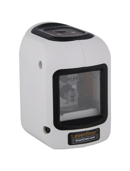 laserliner® Kreuzlinienlaser »SmartCross-Laser«, schwarz/weiss