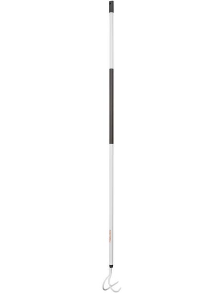 FISKARS Krümmerjäter »Light«, Arbeitsbreite: 9 cm, Länge: 164 cm, Stahl