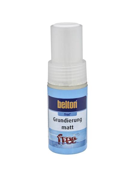 BELTON Lackstift »free«, 9 ml, weiß