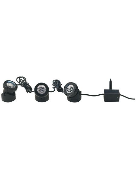 HEISSNER Lampe »«, 1.5W W, , schwarzgrau