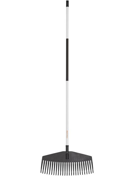 FISKARS Laubbesen »Light«, Arbeitsbreite: 51 cm, weiss/schwarz