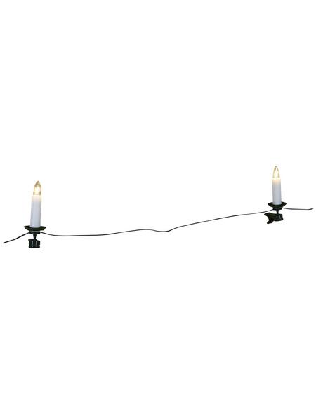 KONSTSMIDE LED-Lichterkette, 18,6 m mit 35 Glühlampen