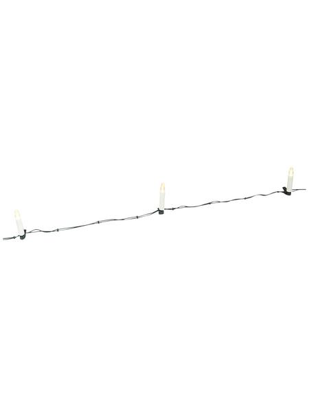 KONSTSMIDE LED-Lichterkette, 9,1 m mit 20 LED, warmweiß