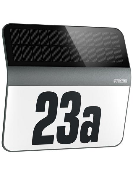 STEINEL LED-Solar-Außenleuchte »XSolar LH-N«, 0,03 W