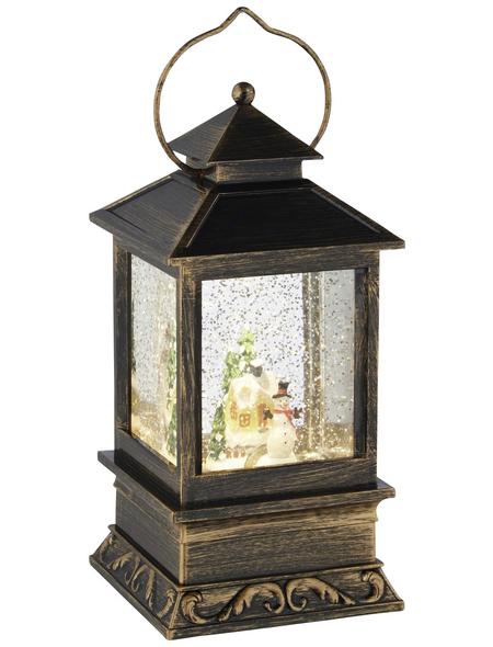 KONSTSMIDE LED-Szenerie, Schneemann, Höhe: 22 cm, Batteriebetrieb