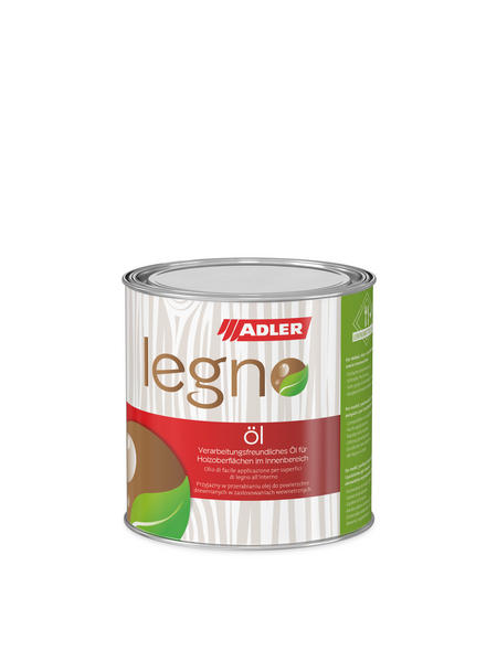 ADLER Legno-Öl, Farblos, 0,75 l