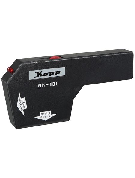 KOPP Leitungssuchgerät »323800093«, schwarz