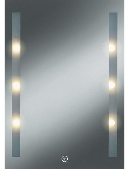 KRISTALLFORM Lichtspiegel »Moon Light 1«, , BxH: 50 x 70 cm