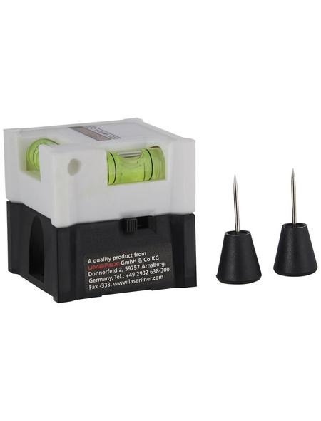 laserliner® Linienlaser »LaserCube«, weiss/schwarz