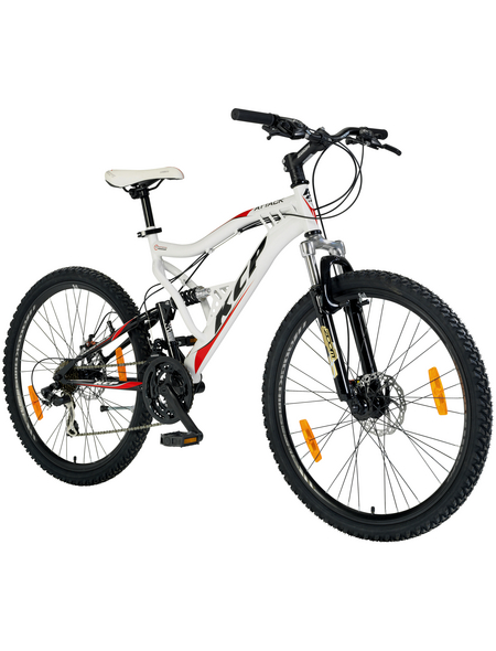 KCP Mountainbike »Attack«, 26 Zoll, 21-Gang, Unisex