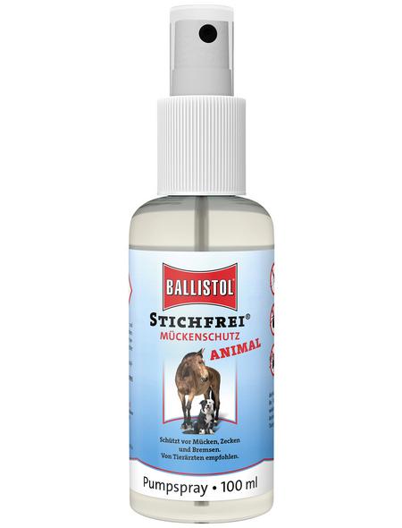 BALLISTOL Mückenschutzmittel Tiere, Ballistol Animal, 0,1 l