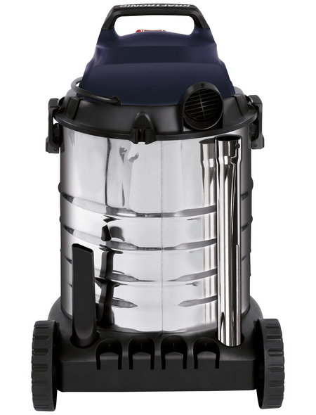 KRAFTRONIC Nass-Trockensauger »KT-NT 30 S«, 1500 W, 30 l, Schlauchlänge: 2,5 m