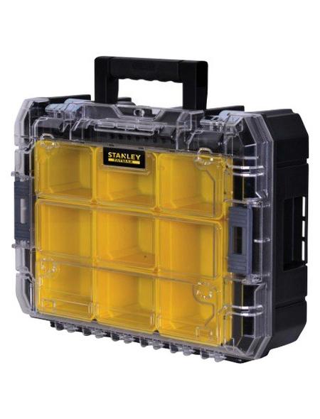 STANLEY Organizer »T-STAK«, BxHxL: 44 x 33,2 x 14,5 cm, Kunststoff