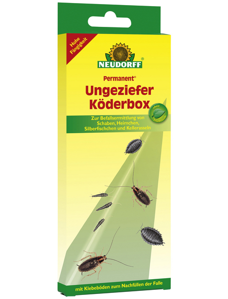 NEUDORFF Permanent Ungeziefer Köderbox