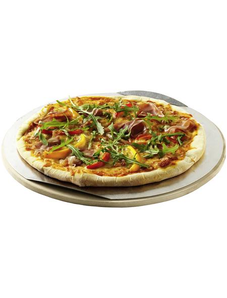 WEBER Pizzastein, Aluminium/Cordierit