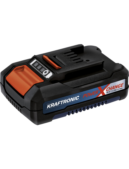 KRAFTRONIC PXC-Starter-Kit »KT-18V 2 Ah Set«, 18 V