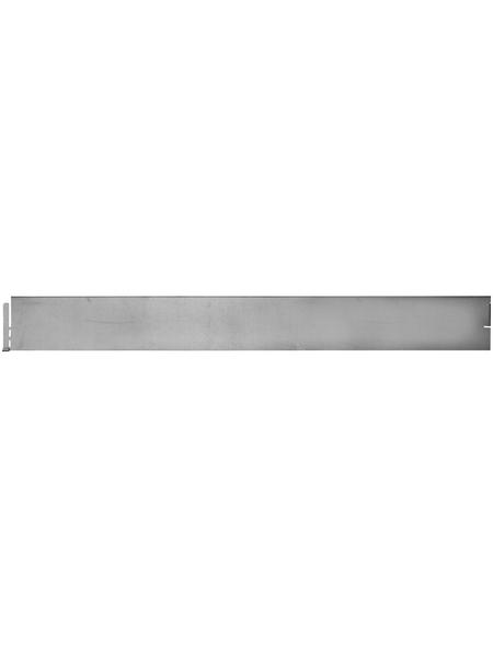 FLORAWORLD Rasenkante, HxL: 12,5 x 118 cm, Stahl