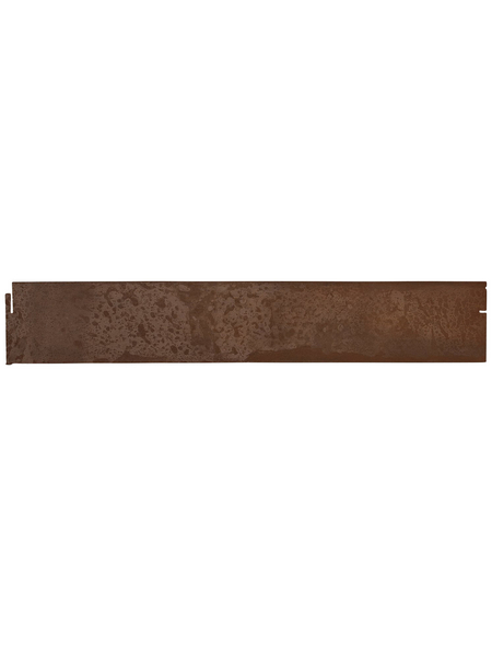 FLORAWORLD Rasenkante, HxL: 19,5 x 118 cm, Stahl