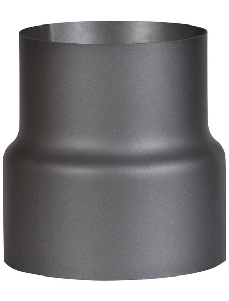 FIREFIX® Reduzierstück, ØxL: 15 x 16 cm, Stärke: 2 mm, Stahl