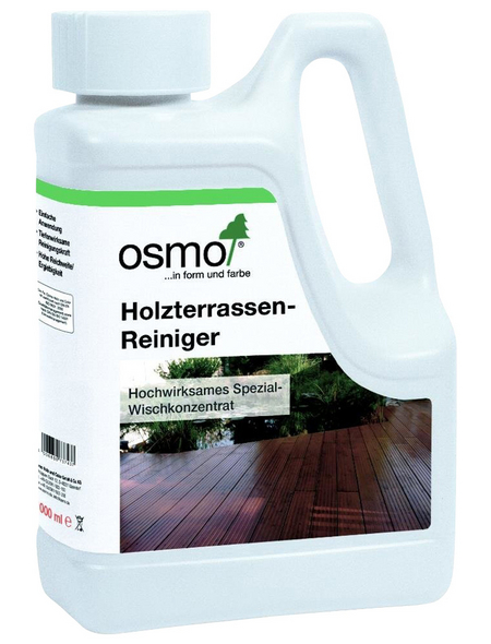 OSMO Reinigungsmittel, für Holz, Kanister, 1 l