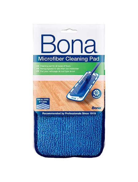 Bona Reinigungspad, Blau, Polyester | Polyamid (PA) | Mikrofaser