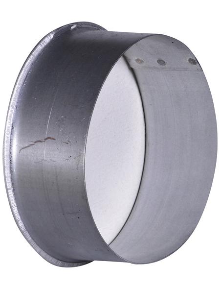 FIREFIX® Rohrkapsel, Ø: 13 cm, Stärke: 0,6 mm, Stahl