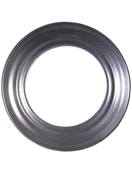 FIREFIX® Rosette, Ø: 13 cm, Stärke: 0,6 mm, Stahl