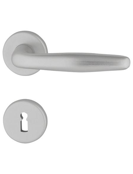 ALPERTEC Rosettengarnitur, Aluminium