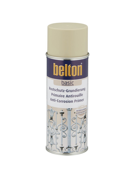 BELTON Rostschutzgrundierung »Basic«, 400 ml, beige