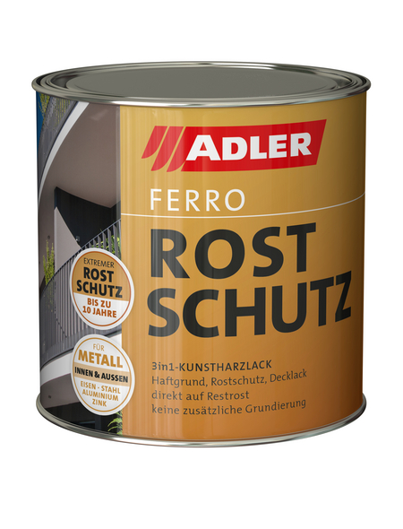 ADLER Rostschutzlack, reinweiß (RAL9010 EH)