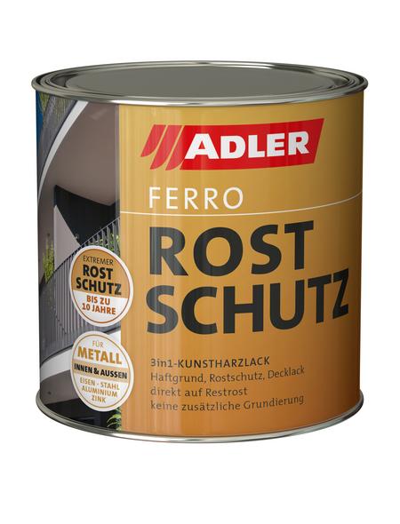 ADLER Rostschutzlack, weißaluminium (RAL9006 EH)