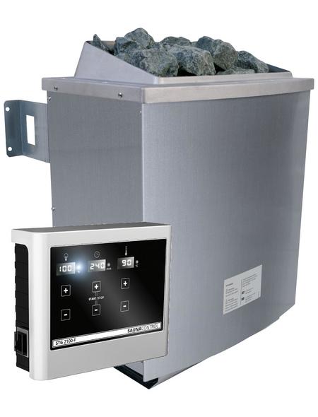 KARIBU Saunaofen »Easy«, inkl. externer Steuerung, 9 kW