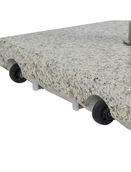 Casaya Schirmstander Garden Living Edelstahl Granit Bxhxl 45 5 X 8 X 45 5 Cm Hagebau At