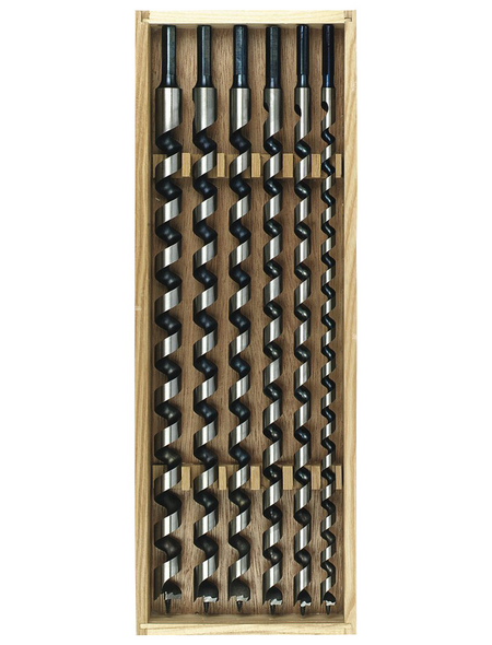 FISCH Schlangenbohrer, 10, 12, 14, 16, 18, 20 mm, Stahl