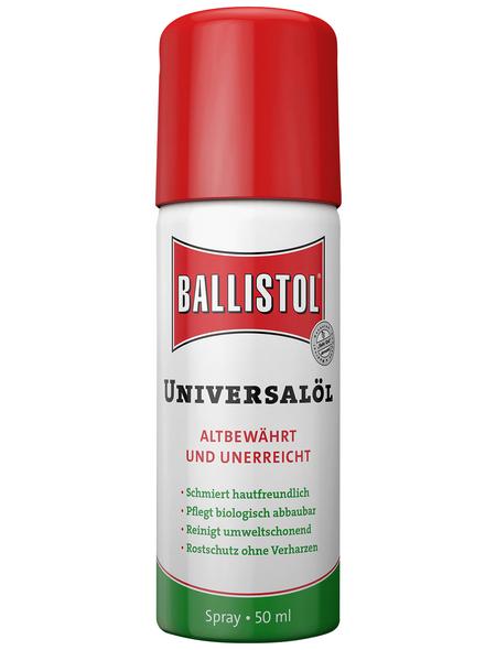 BALLISTOL Schmiermittel - Universal - Lebensmittelecht