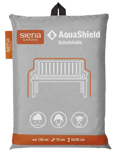 SIENA GARDEN Schutzhülle »AquaShield«, Kunstfaser, grau