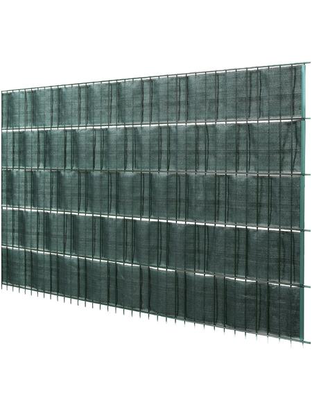 FLORAWORLD Sichtschutzstreifen »promotion«, HDPE, LxH: 2050 x 24 cm